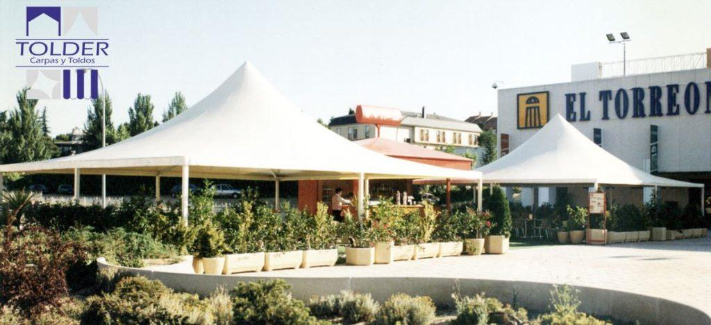 Para el Restaurante cafetería VISP