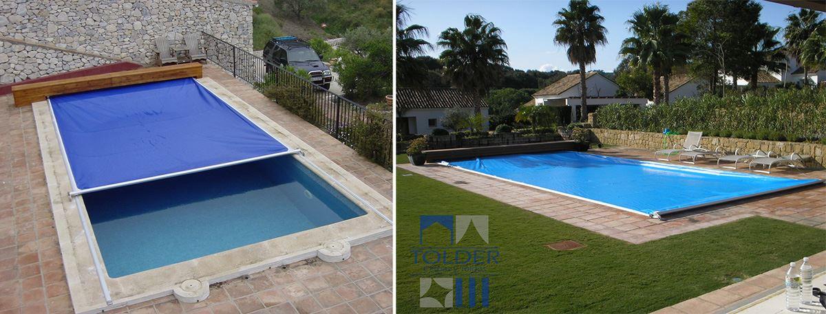 Cubiertas autom ticas para todo tipo de piscinas tolder for Toldos para piscinas
