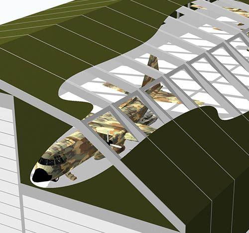 Hangares desmontables, transportables, modulables y reubicables