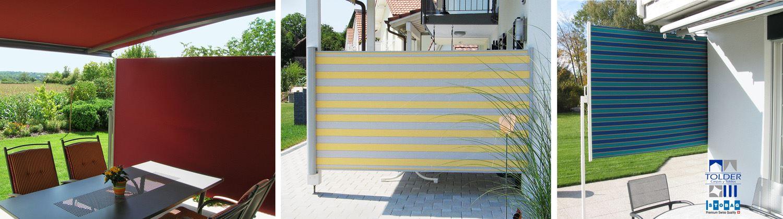Toldos stobag para balcones y terrazas tolder - Toldos para exteriores ...